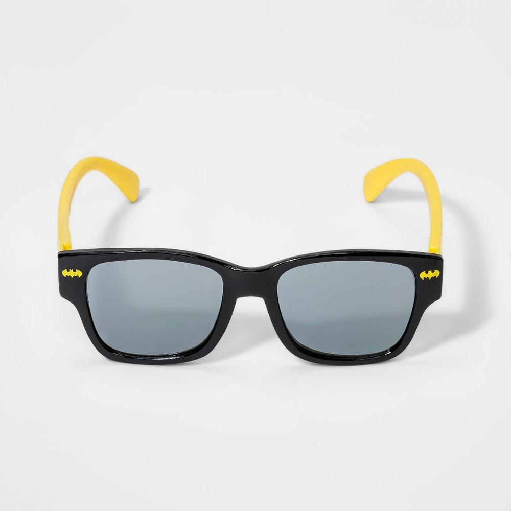 Image of Boys' Batman Sunglasses - Yellow One Size, Boy's