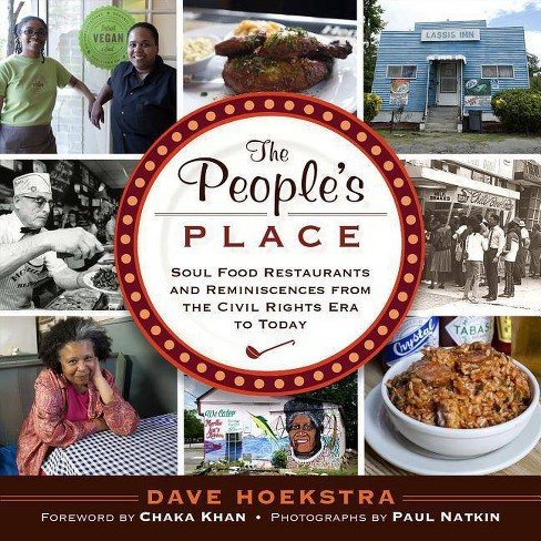 The People's Place - by  Dave Hoekstra (Hardcover) - image 1 of 1