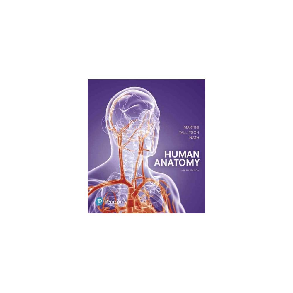 Human Anatomy (Paperback) (Ph.D. Frederic H. Martini & Ph.D. Robert B. Tallitsch & Ph.D. Judi L. Nath)