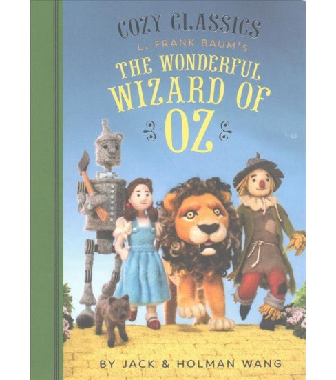 L. Frank Baum's The Wonderful Wizard of Oz (Vol 1) (Hardcover) (Jack Wang & Holman Wang) - image 1 of 1
