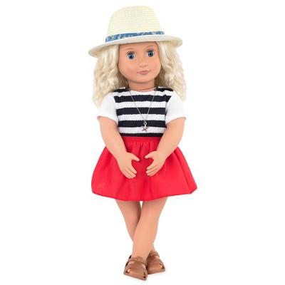 "Our Generation 18"" Beach Doll - Clarissa"