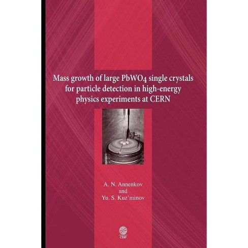 Mass Growth of Large Pwo4 Single Crystals for Particle Detection in  High-Energy Physics Experiments at