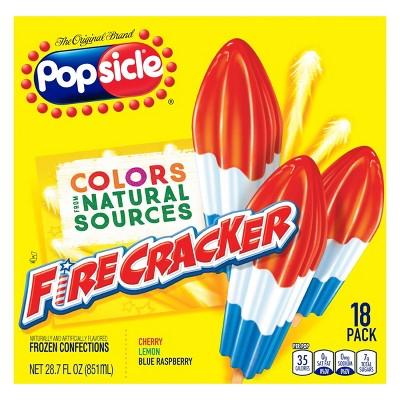 The Original Brand Popsicle Firecrackers - 18pk