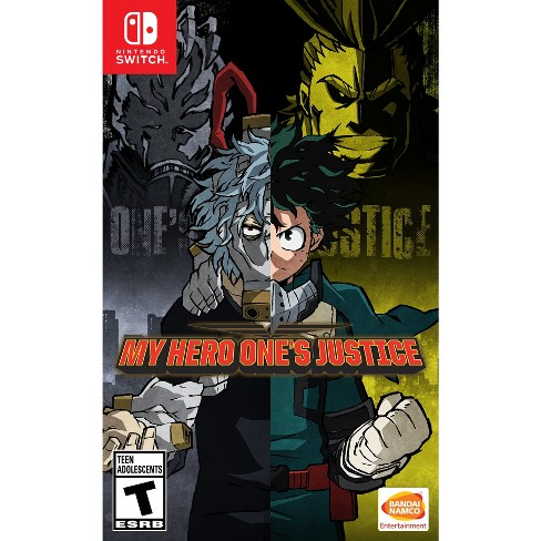 My Hero One's Justice - Nintendo Switch - image 1 of 4