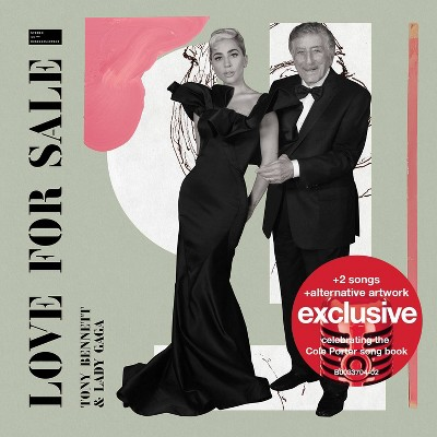 Tony Bennett & Lady Gaga - Love For Sale (Target Exclusive, CD)