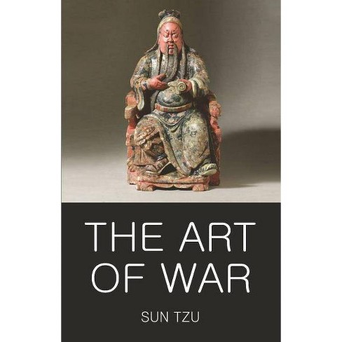 The Art of War / The Book of Lord Shang - (Wordsworth Classics of World Literature) (Paperback) - image 1 of 1