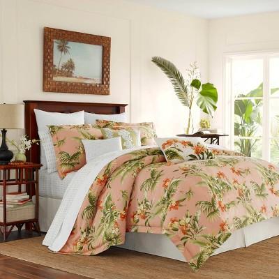 4pc Siesta Key Comforter Set Bright Pink - Tommy Bahama
