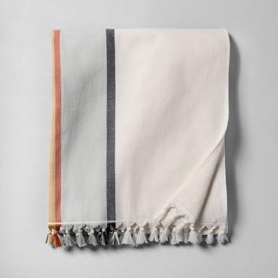 Beach Towel Stripe Sour Cream - Hearth & Hand™ with Magnolia