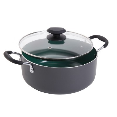 Gibson Home Eco-Friendly Home 5Qt Dutch Oven Ceramic Non-stick