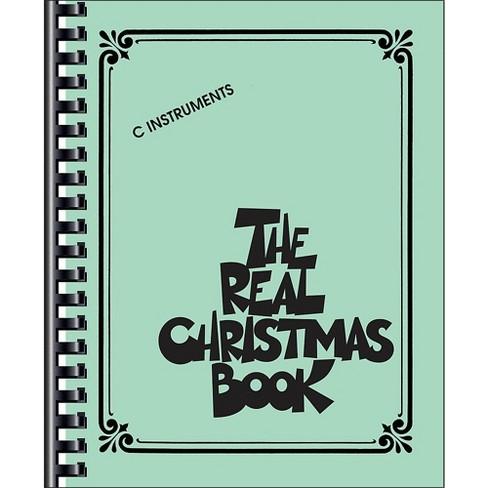 Hal Leonard The Real Christmas Book C Edition - image 1 of 1