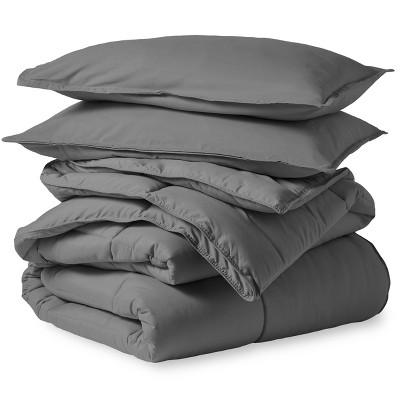Bare Home Microfiber Comforter Set