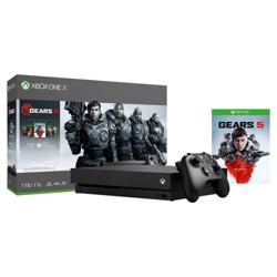 Xbox One X 1TB Gears of War 5 Bundle