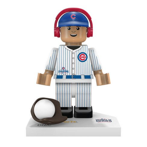 Chicago Cubs 2016 World Series Champions Anthony Rizzo #44 Minifigure - image 1 of 1