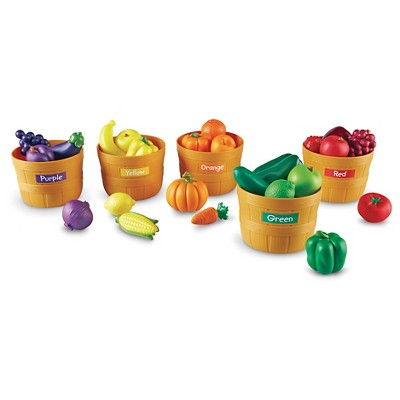 Learning Resources Farmers Market Sorting Set