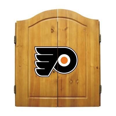NHL Philadelphia Flyers Dart Cabinet