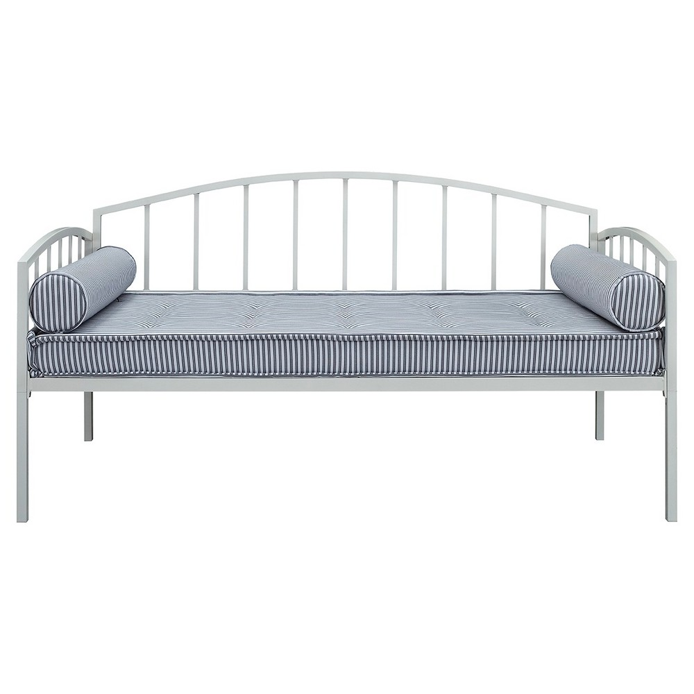 Ari Metal Daybed - White - Room & Joy