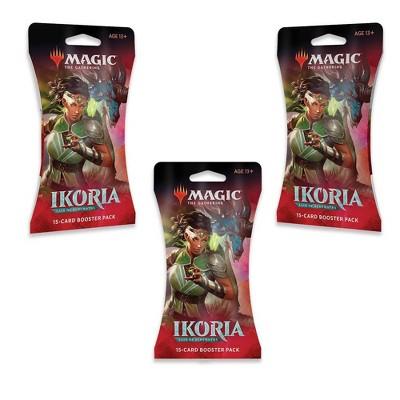 Magic: The Gathering Ikoria Lair of Behemoths Blister Bundle of 2