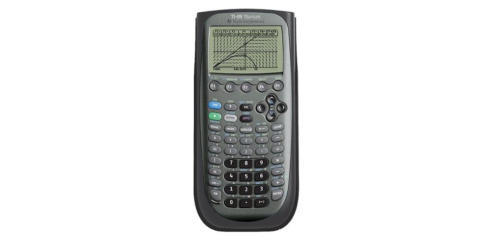 Texas Instruments TI-89 Titanium Advanced Graphing Calcul...