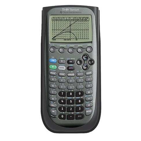 Texas Instruments TI-89 Titanium Advanced Graphing Calculator - image 1 of 1
