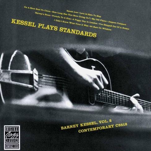 Barney Kessel - Kessel Plays Standards (Vinyl) - image 1 of 1
