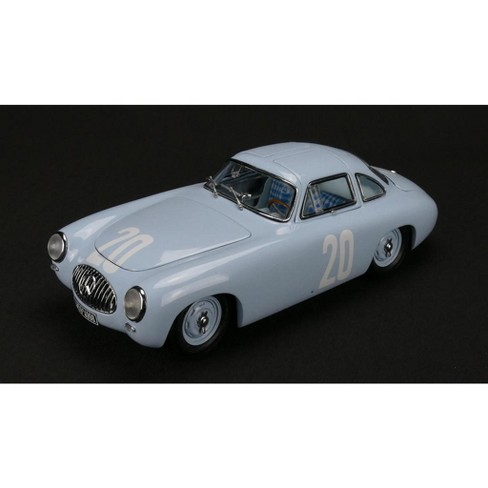 Mercedes 300 SL #20 Blue Grand Prix of Bern 1952 Limited to 1500 pieces Worldwide 1/18 Diecast Model Car by CMC - image 1 of 4