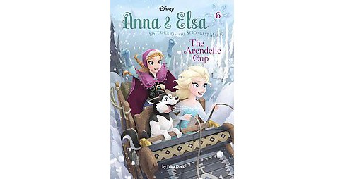 Arendelle Cup (Library) (Erica David) - image 1 of 1