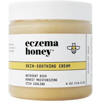 Eczema Honey Original Soothing Cream - 4oz