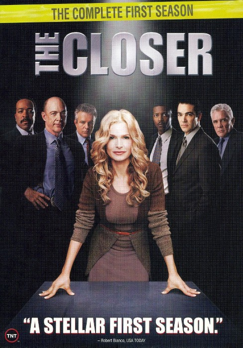 The Closer: The Complete First Season [4 Discs] - image 1 of 1