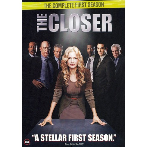 The Closer: The Complete First Season (4 Discs) (DVD) - image 1 of 1
