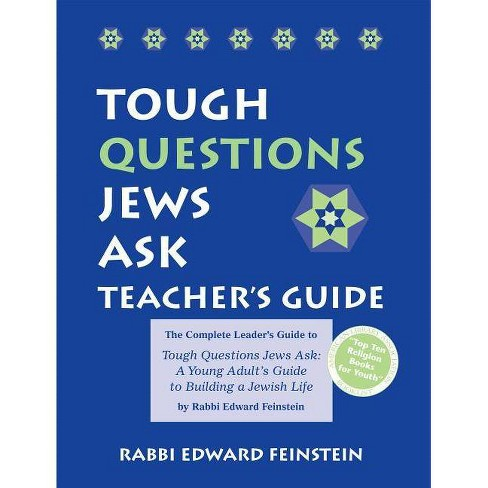 Tough Questions Teacher's Guide - by  Edward Feinstein (Paperback) - image 1 of 1
