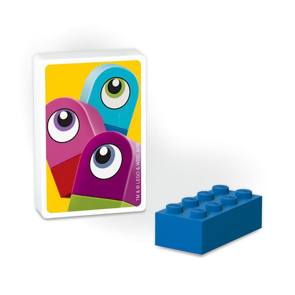 Lego Movie 2 Duplo Erasers - 2pc, White