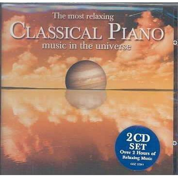 Various Artists - The Most Relaxing Piano Music In The Universe (2 CD)
