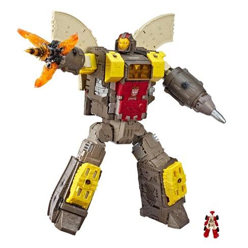 Transformers Omega Supreme - image 1 of 4