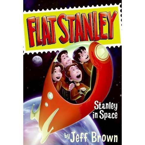 Stanley in Space - (Stanley Lambchop Adventures (Paperback)) by  Jeff Brown (Paperback) - image 1 of 1
