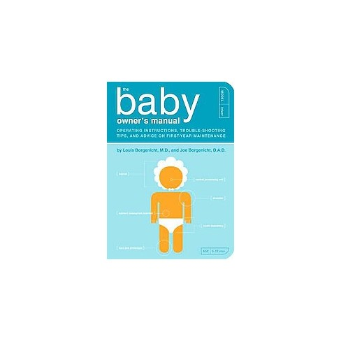 Baby Owners Manual Operating Instructions Trouble Shooting Tips