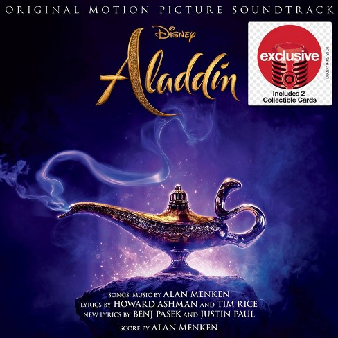 Various Artists Aladdin Soundtrack (Target Exclusive)