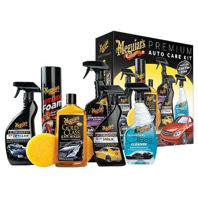 Meguiars Automotive Cleaning Kit