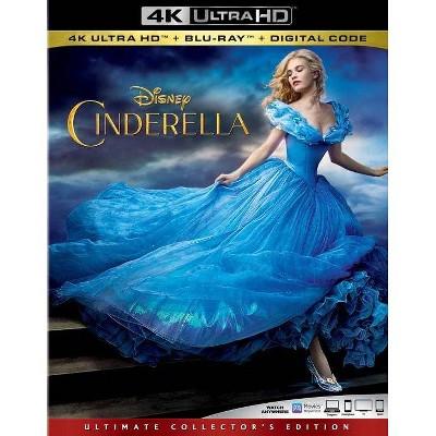 Cinderella Live Action (4K/UHD)