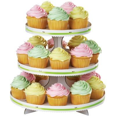 White Cupcake Stand - Wilton