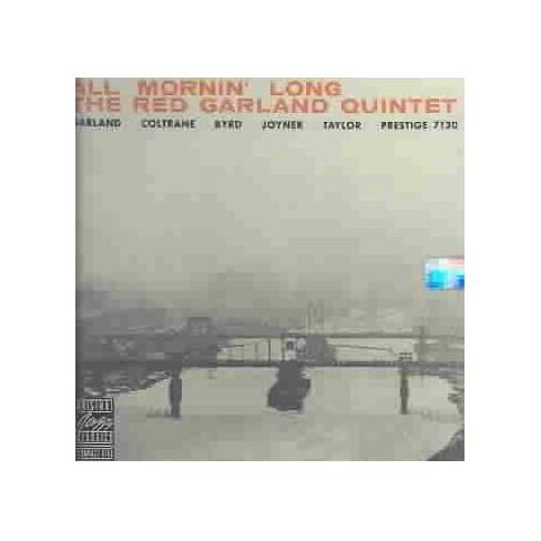Red Garland - All Mornin Long (CD) - image 1 of 1