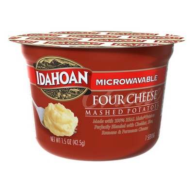 Idahoan Four Cheese Mashed Potatoes 1.5oz