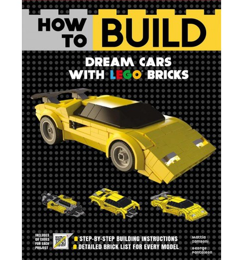 How To Build Dream Cars With Lego Bricks By Matti Target