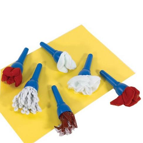 Creative Minds Fabric Brushes  - Set of 6 - image 1 of 1