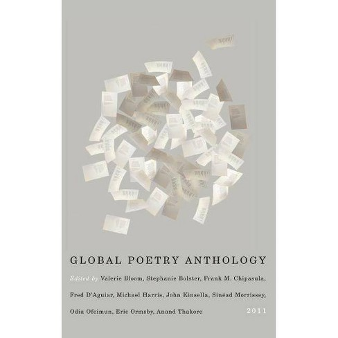 Global Poetry Anthology - (Paperback) - image 1 of 1