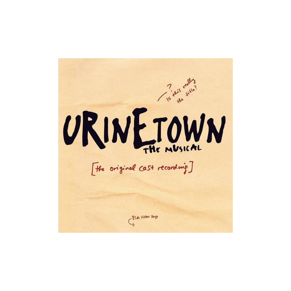 Original Cast - Urinetown (OCR) (CD) Cheap