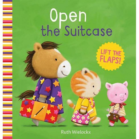 Open the Suitcase - by  Ruth Wielockx (Hardcover) - image 1 of 1