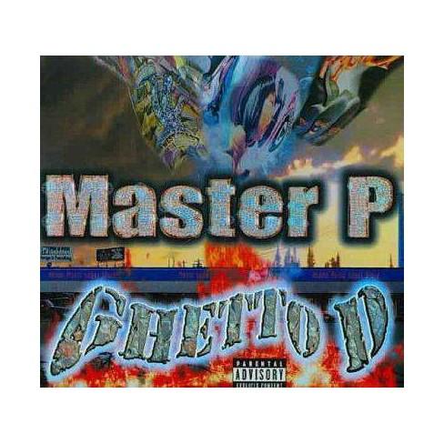 Ghetto D (PA) (Limited) (Remaster) (EXPLICIT LYRICS) (CD) - image 1 of 1