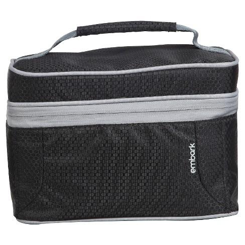 Personal Lunch Bag Black Embark