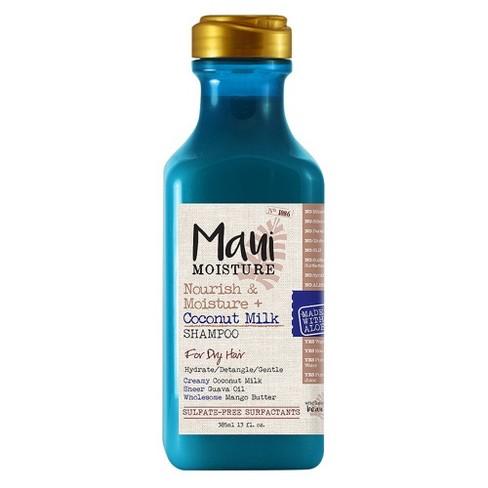 Maui Moisture Nourish & Moisture + Coconut Milk Shampoo for Dry Hair - 13 fl oz - image 1 of 4