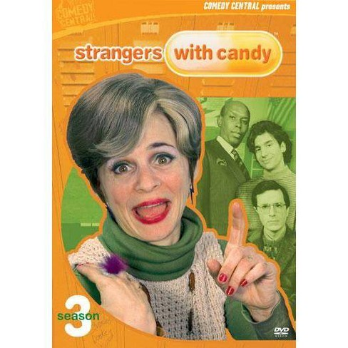 Strangers With Candy: Season 3 (DVD) - image 1 of 1